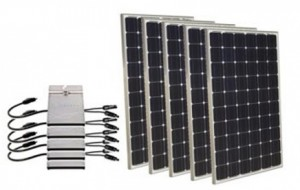 On Grid Solar Packages