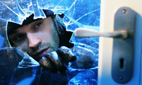 How to protect your home from burglary and theft