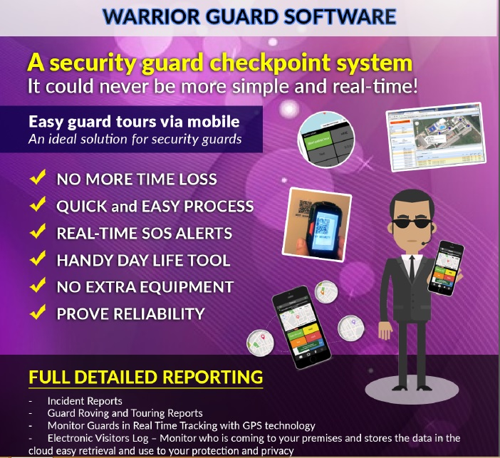 New Security Guard Software for Philippine Companies – Now Available!