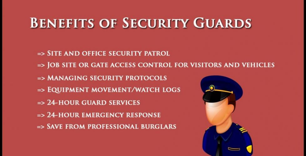 Does Your Business Need a Security Guard?