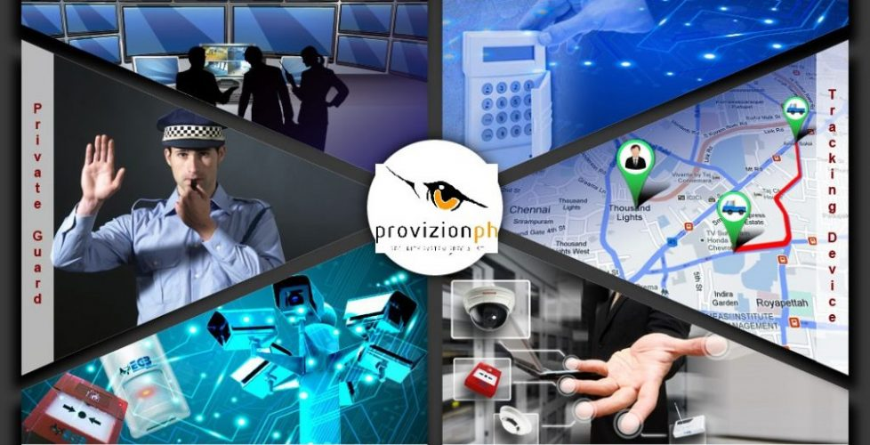 Provizion Security Systems protects Life and Property.