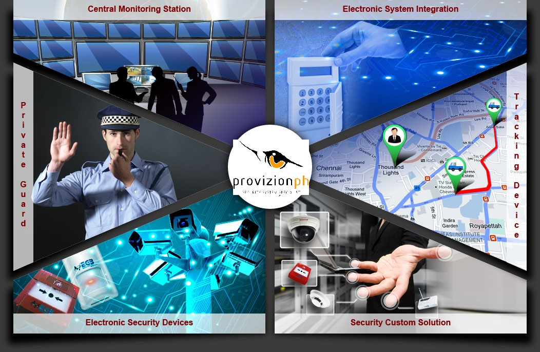 Provizion Security Systems Protects Life And Property
